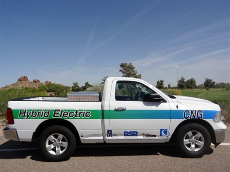 electric applications incorporated natural gas hybrid