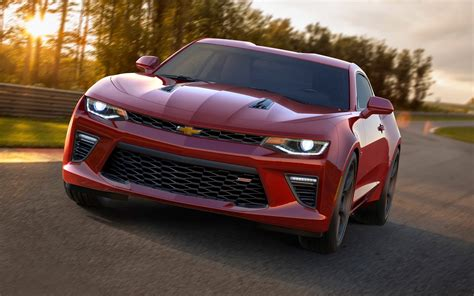 2018 Chevrolet Camaro Ss Wallpapers Hd Wallpapers Id