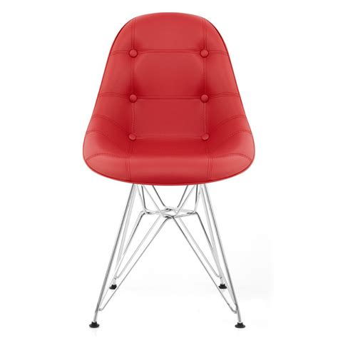 cushioned eames style dsr chair docklands office furniture