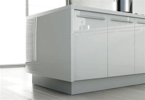 Zurfiz High Gloss Acrylic Kitchen End Panels ? Just Click