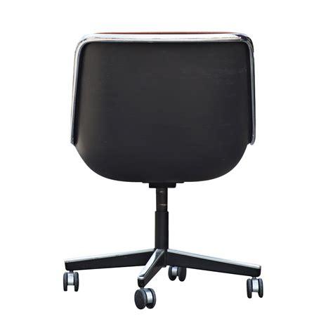 charles pollock for knoll swivel office chair ebay