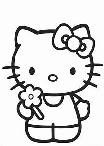 Hello Kitty Ausmalbilder 10 Ausmalbilder Gratis