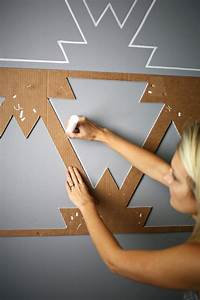 Diy Deco Murale : diy une deco murale avec des stylos de peinture ~ Dode.kayakingforconservation.com Idées de Décoration