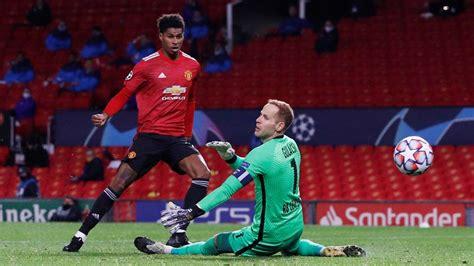 Rashford stars as Manchester United thump RB Leipzig in ...