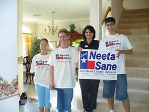 Neeta Sane to run for Fort Bend County Treasurer