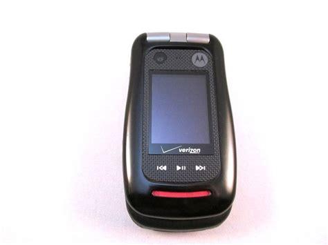 Motorola V860 Barrage Verizon Wireless Mil Spec Rugged 2mp