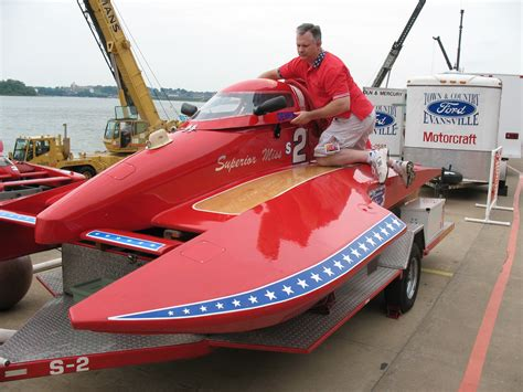 Photos - S2 Superior Miss Inboard Hydroplane Racing Team