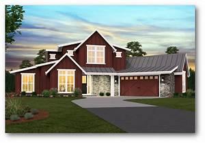 Sandridge Farmhouse Plan   Modern Farmhouse Floor Plans ...