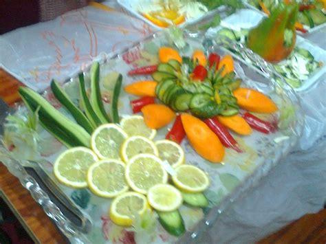 Salad Decoration Ideas Images - taste of pakistan salad decoration class
