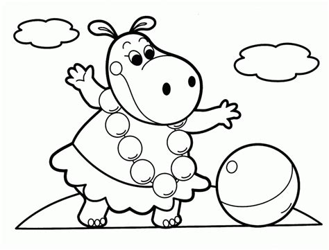 easy animal coloring pages for coloring home
