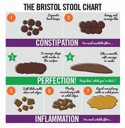 Bowel Health Facts Chart Types Stool Healthy