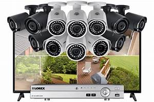 Wireless Home Security System Featuring 6 Night Vision
