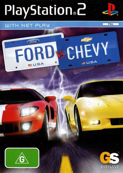 ford  chevy  playstation   mobygames