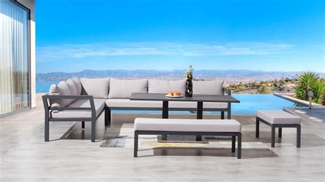 bondi outdoor loungedining combo lavita furniture