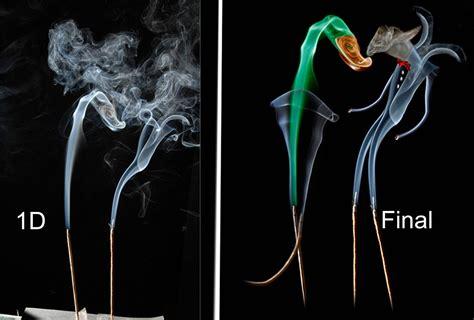 Smoke Photography by Graeme Black - Nikon Rumors