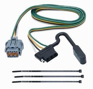 Wesbar107797universal Trailer Wire Harness