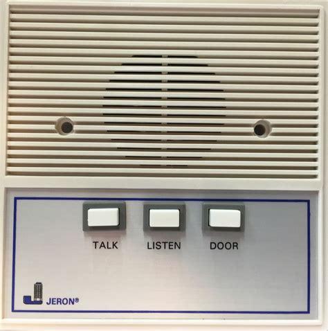 jeron 2001 intercom apartment station door entry station brand new ebay