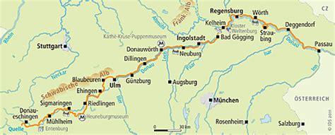 deutsche donau radweg donauwoerth passau velociped