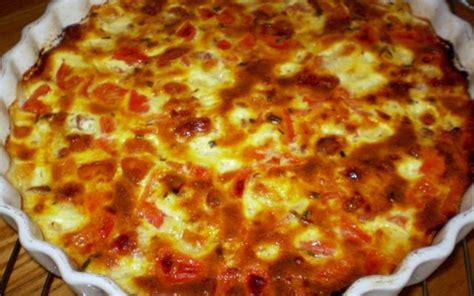 quiche sans pate jambon fromage recette quiche sans p 226 te pas ch 232 re et simple gt cuisine 201 tudiant
