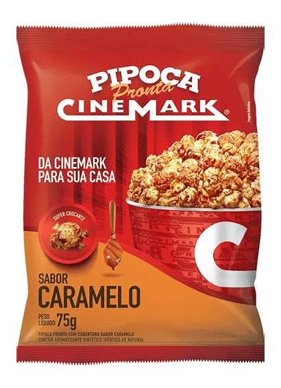 Cinemark Popcorn Giphy Brasil Snack Tweet