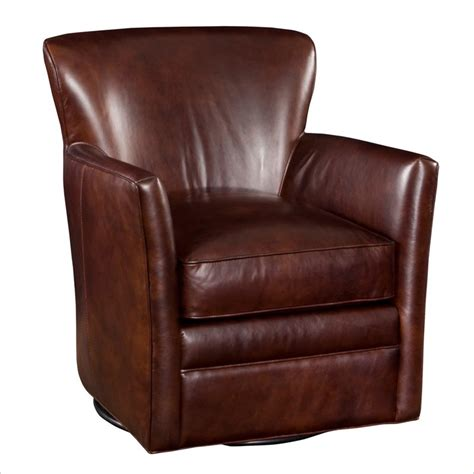 furniture seven seas swivel halona leather