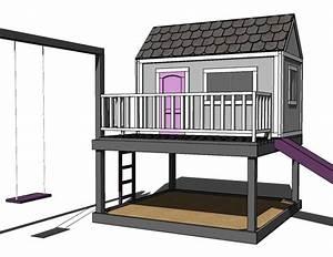 PDF Free Play House Plans Plans Free