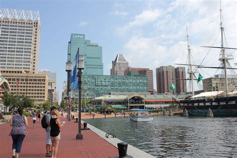 Inner Harbor Boat Rides by Inner Harbor Attractions Baltimore Md