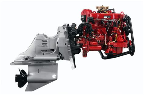 volvo penta drops  liter engines boatscom