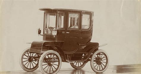 A Brief History Of Electric Cars