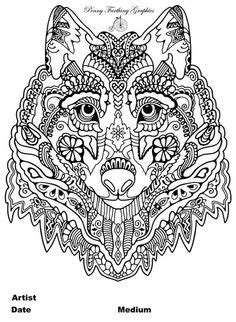 41 Best Hippie Coloring Pages images | Coloring pages