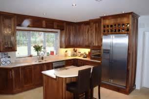 walnut kitchen ideas thought forms ireland walnut