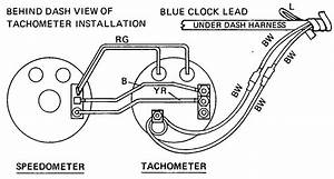 Rev Counter Wiring Diagram
