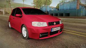Fiat Punto Mk2 For Gta San Andreas