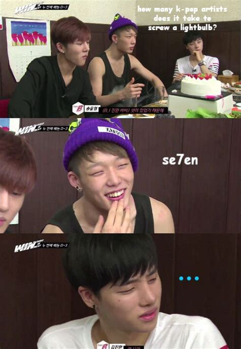 Bobby B Memes - 155 best images about team b ikon