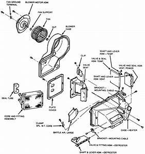 2004 Gmc Sierra Heater Core Replacement
