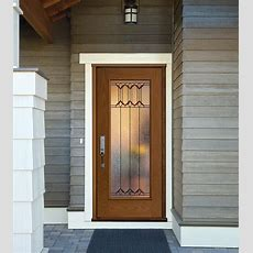 Masonite Door, Expo Park Hill, But With Full Side Lites