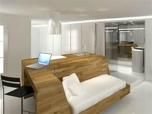 amenagement pratique meubles et accessoires pour petit With meuble pratique pour petit espace