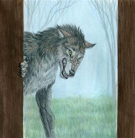 wolves at the door wolf at the door by hareguizer on deviantart