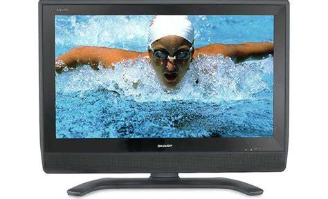 sharp lc 32d40u 32 quot aquos high definition lcd tv reviews at crutchfield