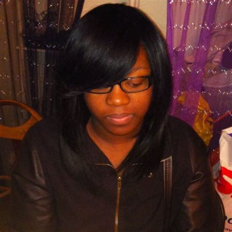 Sew In Hairstyles With No Hair Out by Sew In With No Leave Out Doll Em Up Nia