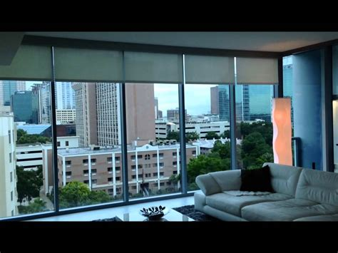 douglas power blinds douglas rb500 motorized roller shades at the