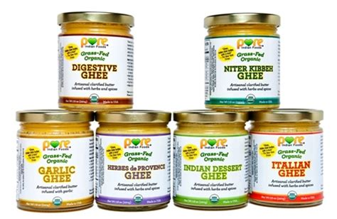 Pure Indian Foods Ghee Review And Giveaway