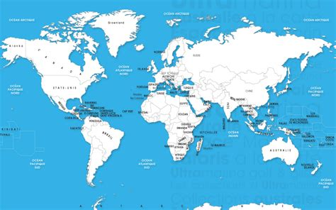 Carte Du Monde Avec Maldives by Maldives Sur La Carte Du Monde