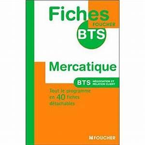Bts Nrc Avis : fiches bts mercatique nrc broch collectif achat livre achat prix fnac ~ Medecine-chirurgie-esthetiques.com Avis de Voitures