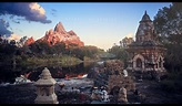 Best 35+ Expedition Everest Wallpaper on HipWallpaper ...