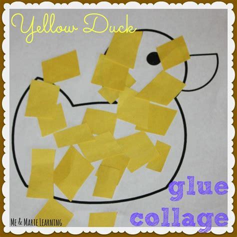 yellow duck glue collage literacy crafts duck 669   a2ca54758ab24f8e99da8ac1adac7124 bear crafts fun crafts