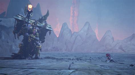 wallpaper darksiders iii screenshot  games