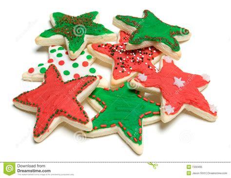 star shaped cookies stock image image  dessert