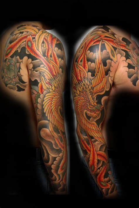 tattoo designs phoenix   collectioner