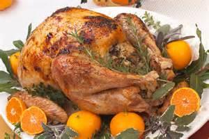 whole citrus roasted turkey recipe paleo plan
